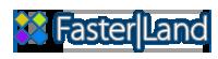 Faster in Design logo